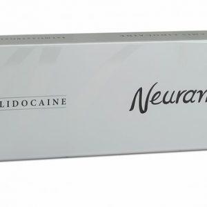 Enchimentos dérmicos Neuramis Lidocaine