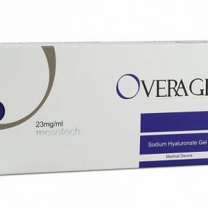 Overage Sodium Hyaluronate Gel purpur