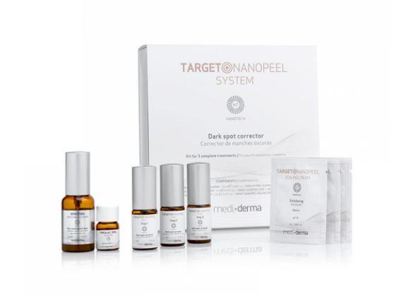 Target Nanopeel System Mist Kit